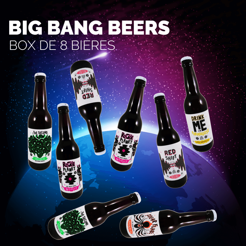 Box Big Bang Beers