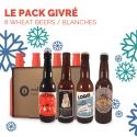 Cadeau biere box biere Blanche microbrasseries biere artisanale française coffret biere