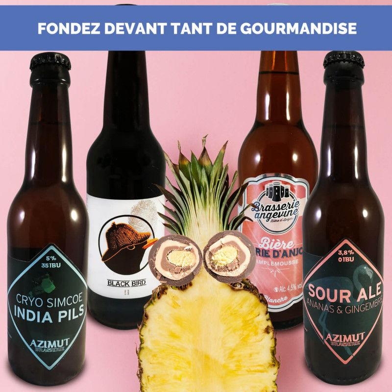 Pack gourmandise