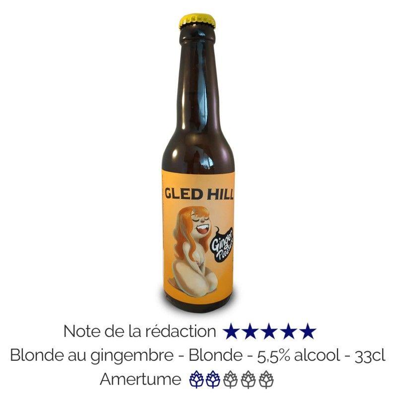 GLED HILL - Ginger Pleasure
