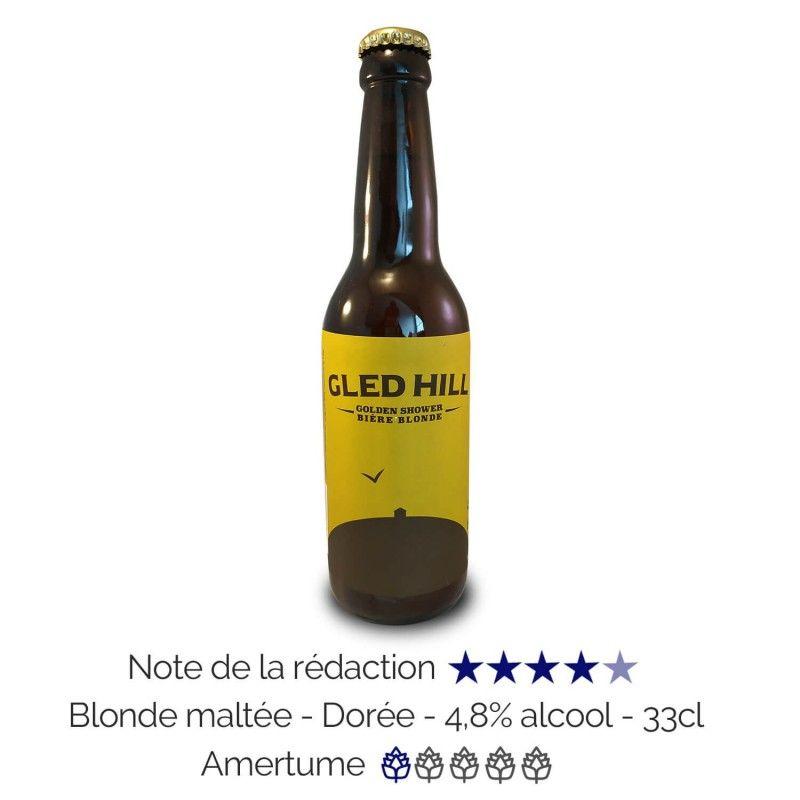 Gled Hill - Golden Shower