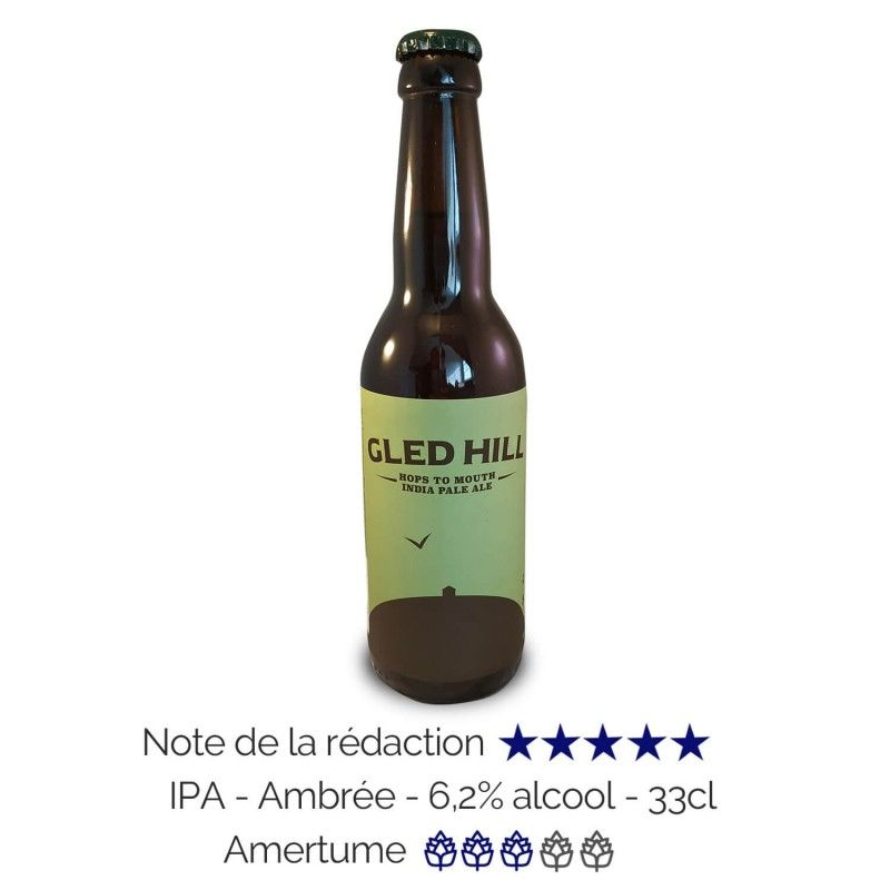 Gled Hill - Hops to mouth