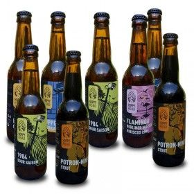 box biere microbrasserie francaise biere artisanale coffret biere cadeau biere degustation biere
