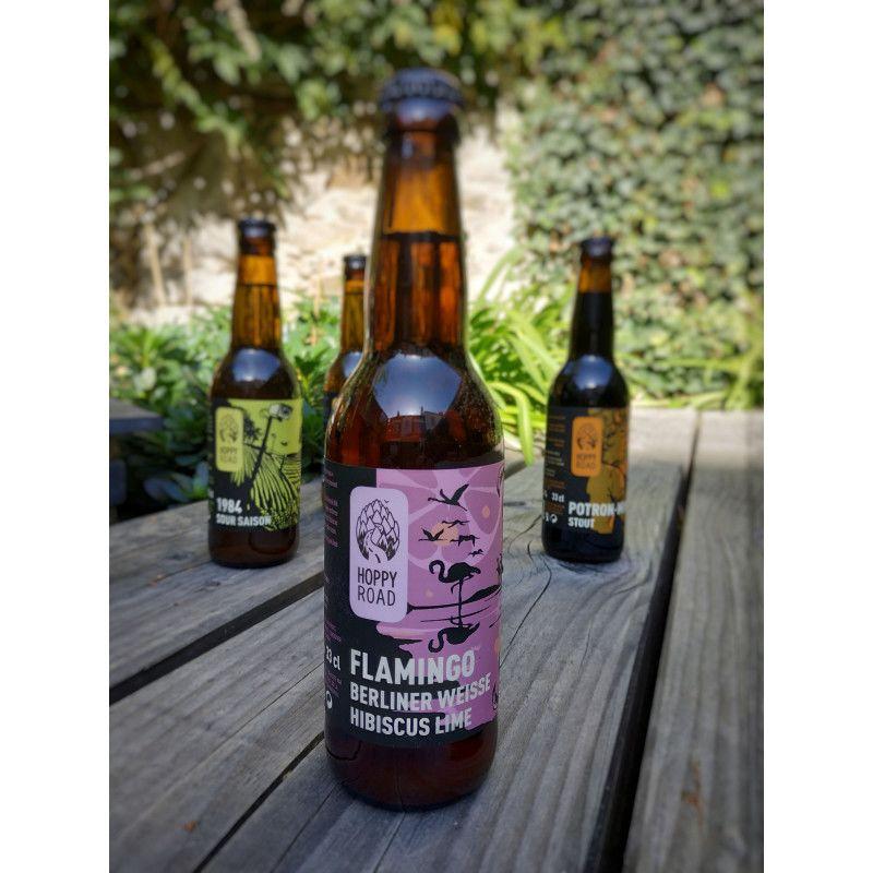 Flamingo - Hoppy Road microbrasserie Lorraine