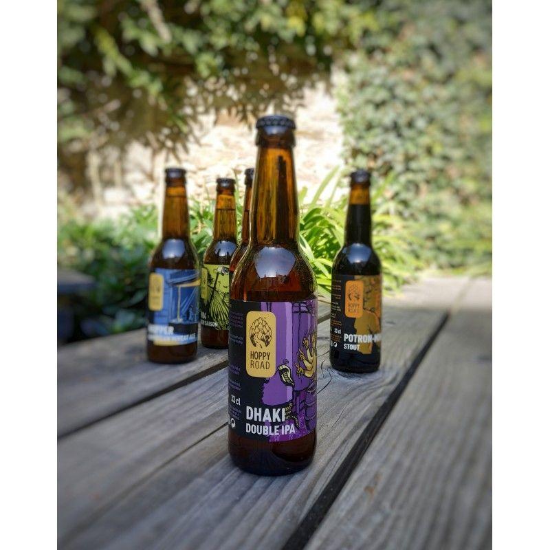 Hoppy Road - Dhaki - Notre sélection de bières