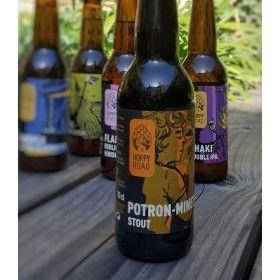 Hoppy Road - Potron-Minet Stout bière brune microbrasserie Lorraine