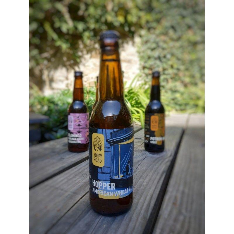 Hoppy Road - Hopper bière blanche microbrasserie Lorraine