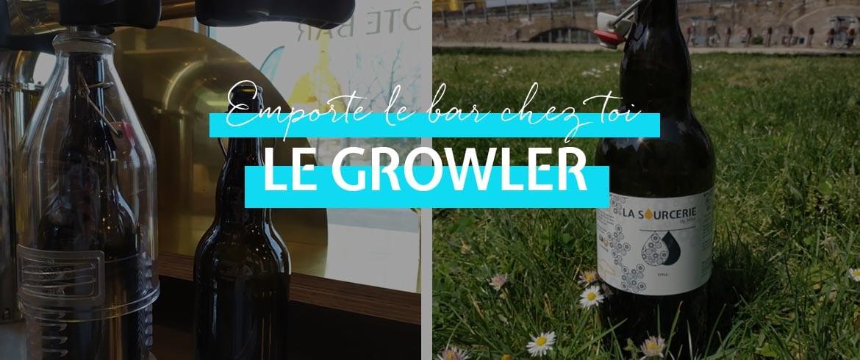 Growler Nantes La Sourcerie