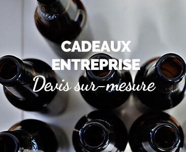 cadeau entreprise personnalisé et original la bière artisanale personnalisée