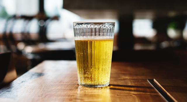 composition demi de bière artisanale
