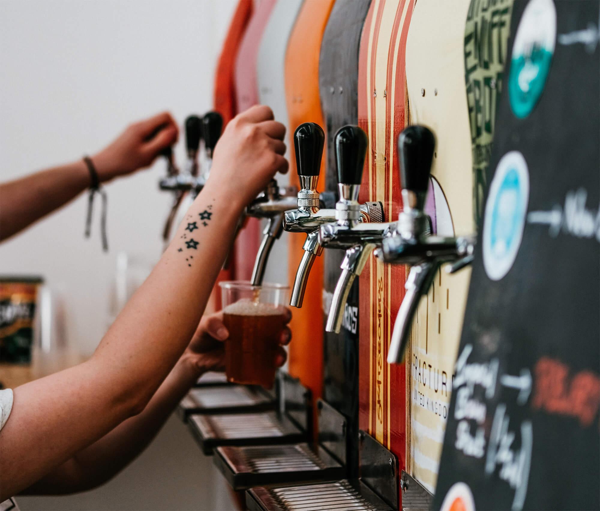 pourquoi la biere est amere