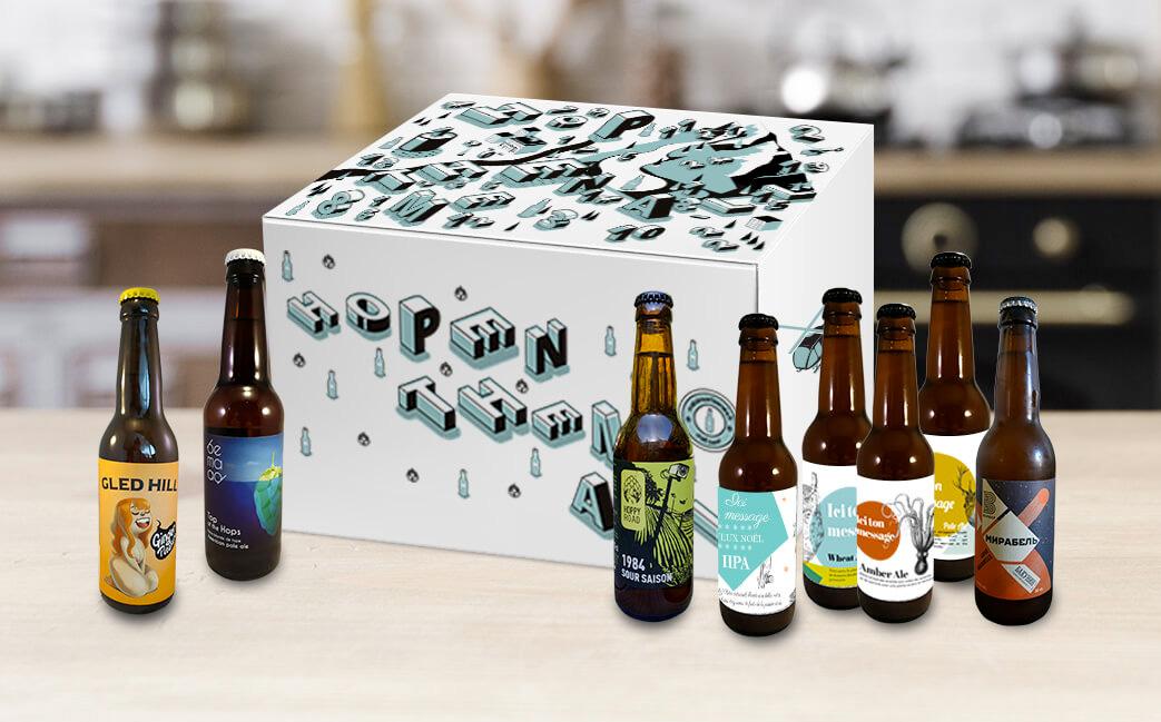 calendrier bieres